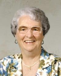 Therese Lacroix Ouzilleau  1918  2021 (102 ans) avis de deces  NecroCanada