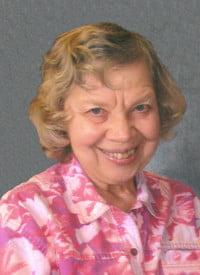 Margaret Fast  2021 avis de deces  NecroCanada