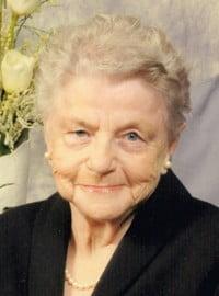 Mme Therese Durand Perron  2021 avis de deces  NecroCanada