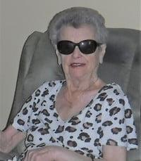 Ruby A Matthews  Saturday July 17th 2021 avis de deces  NecroCanada