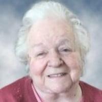Mme Yolande Dube-Itri 1933-  2021 avis de deces  NecroCanada