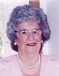 Rita Marie Richard  February 25 1923  July 17 2021 (age 98) avis de deces  NecroCanada