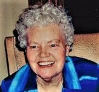 WRIGHT Hannah  December 4 1918 – July 13 2021 avis de deces  NecroCanada