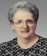 BISSONNETTE Phyllis  2021 avis de deces  NecroCanada