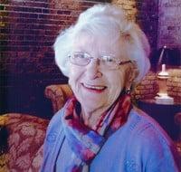 Carolyn Joyce Keen Fredenburg  9 décembre 1931