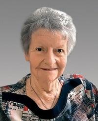 Irene Rajotte Forest  1936  2021 avis de deces  NecroCanada
