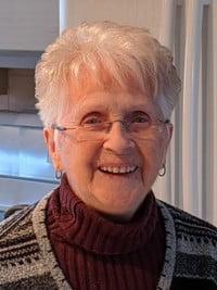 Marielle Roussel  19372021 | décédée le 19 juillet avis de deces  NecroCanada