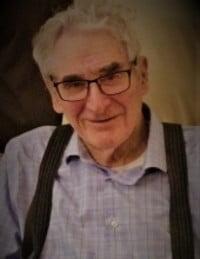 Roy Maxwell Elliott  2021 avis de deces  NecroCanada