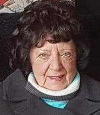 Sarah Marjorie Pike Harding  Monday July 19th 2021 avis de deces  NecroCanada
