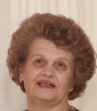 Gilda Ambrosio  Monday July 19th 2021 avis de deces  NecroCanada