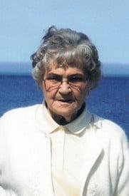 Mildred Lena Sanford  19292021 avis de deces  NecroCanada