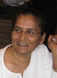Rajula Gosher  2021 avis de deces  NecroCanada