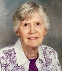 Hazel Betty Freeman avis de deces  NecroCanada