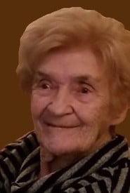 Mme Odette Bertrand Todd  2021 avis de deces  NecroCanada