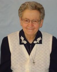 Soeur Laurette Paradis scsl  1938  2021 (82 ans) avis de deces  NecroCanada