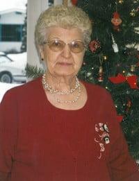 Anna Cruikshank  January 6 1922  July 18 2021 (age 99) avis de deces  NecroCanada