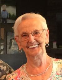 Doris Crowell  2021 avis de deces  NecroCanada