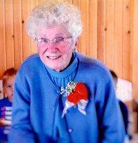 Irene Cairns  October 21st 1921  July 20th 2021 avis de deces  NecroCanada