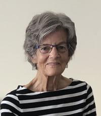 Marilyn Elizabeth Harding Wilkins  2021 avis de deces  NecroCanada