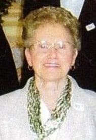Mildred Levesque  19272021 avis de deces  NecroCanada