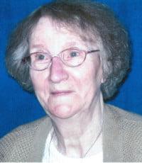 Sœur Valeda Ouellet fj  30 juin 1924 – 09 février 2021
