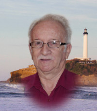 Leon Robert Joseph  2021 avis de deces  NecroCanada