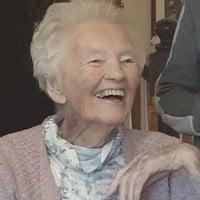 Mary Frances Codner  2021 avis de deces  NecroCanada
