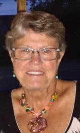 Aileen Hughes Brown  19472021 avis de deces  NecroCanada