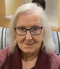 Anna Bivens nee Cram  Saturday July 24th 2021 avis de deces  NecroCanada
