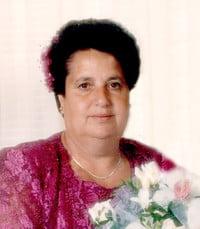 Caterina Conte Di Cerbo  Saturday July 24th 2021 avis de deces  NecroCanada