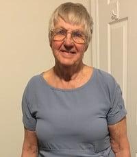 Joan Beddows  Friday July 23rd 2021 avis de deces  NecroCanada