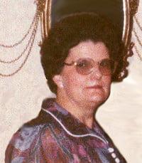 Anna Theresa Beshely Dawe  Sunday July 25th 2021 avis de deces  NecroCanada