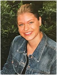 Kareen Margaret Jetz  February 21 1976