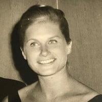 Lillian Wolfe  2021 avis de deces  NecroCanada
