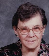 Mary Byblow Krywulak  Friday July 23rd 2021 avis de deces  NecroCanada