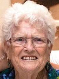 Mildred F Hatch  October 17 1923  July 25 2021 avis de deces  NecroCanada