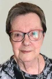 Suzanne Fortier  2021 avis de deces  NecroCanada