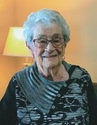 Theresa Tardiff 1927-2021 avis de deces  NecroCanada