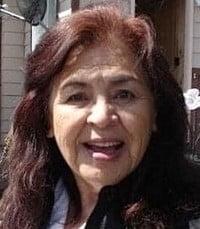 Evelyn Pashegisic  Thursday July 22nd 2021 avis de deces  NecroCanada