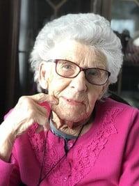 Mary Catherine Rogers 1919-2021 avis de deces  NecroCanada