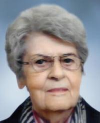 Pauline Hebert  1932  2021 avis de deces  NecroCanada
