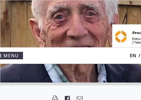 Arthur Doiron  2021 avis de deces  NecroCanada