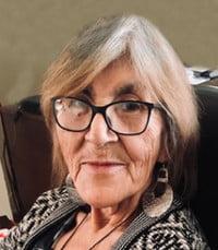 Mary Rose Fiddler  Saturday July 24th 2021 avis de deces  NecroCanada
