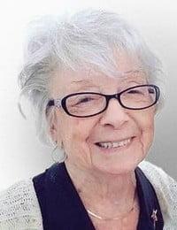 Mme Solange Charron Dube
