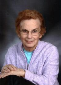 Audrey Frances Wilcox  19402021 avis de deces  NecroCanada