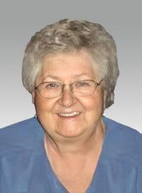 June Ada Bird Nee Sheehan  1938  2021 avis de deces  NecroCanada