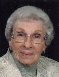 Ruby E Drinnen  January 4 1931  July 27 2021 avis de deces  NecroCanada