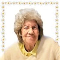 Suzanne Desjardins nee Bourque  1929  2021 (92 ans) avis de deces  NecroCanada