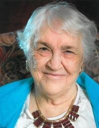 Aileen Irene Rebecca Lee Woods  April 8 1933  February 11 2021 (age 87) avis de deces  NecroCanada
