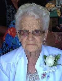 Antolena Ruf  July 20 1926  July 28 2021 (age 95) avis de deces  NecroCanada